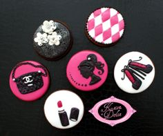 FASHION CHANEL COOKIES KAVA DOLCE