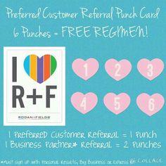 Referrals have rewards! Message me at erinmurray@myrandf.com for details!