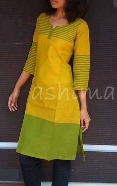 0504150 - Rs.690/- Size XS/S/M/L/XL Free shipping to all Courier Destination in India Neckline Designs, Dress Neck Designs, Blouse Designs, Salwar Pattern, Kurta Patterns, Latest Salwar Kameez Designs, Kurta Designs Women, Dress Indian Style, Indian Wear