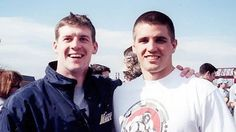 05-29-2016  Best friends Travis Manion and Brendan Looney died defending their country and their families honored their bond by laying them to rest side by side at Arlington National Cemetery. 'On the Record's' Griff Jenkins reports #ProudAmerican