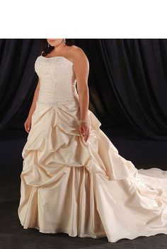 plus size bridal gowns - Bing Images