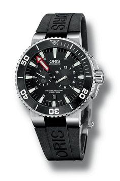 Oris: Aquis Regulateur » Das Uhren Portal: Watchtime.net