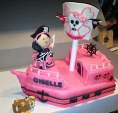 Pirate princess ship