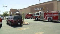 PD: Man accidentally shoots self in leg at Phoenix Wal-Mart