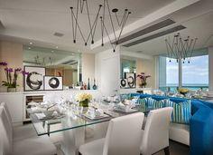 Miami Beach Home by KIS Interior Design