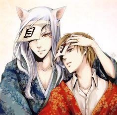 #NatsumeYuujinchou: Madara & Natsume