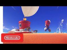 Pelaa hiihtosaarnaaja peliä ja voita Nintendo Switch Super Mario Odyssey Edition tai pikapalkintoja. Kilpailu päättyy 31.12.2017.