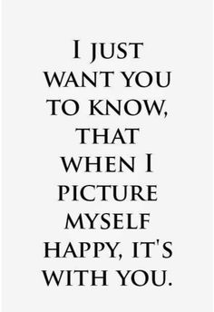 ❤ I want you to know ❤