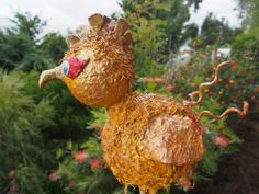 Hi everyone, hope all of my fellow Victorians are managing to keep warm with this cold snap we are having at the moment. Beautiful One, Faeries, Sculptures, Bird, Christmas Ornaments, Wall Art, Holiday Decor, Flowers, Artwork