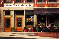 Magpie Woodfired Pizzeria greenfield