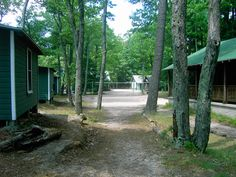 Camp Westminster on Higgins Lake, MI. One of the best summers of my life! Seriously, imagine falling asleep to the sound of lapping waters (just a few feet from the cabins). PEACE.