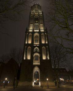 """Una luz viviente en el centro de Utrecht: """"In Lumine Tuo"""" por Speirs + Major"""