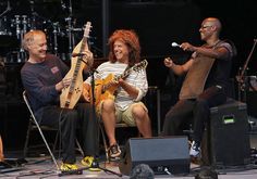 Pat Metheny Unity Group and Bruce Hornsby with Sonny Emory Friday, July 18th
