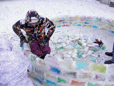 Ei huono idea viettää viikonloppua talvisissa maisemissa. Uudesta-Seelannista kotoisin oleva Daniel Gray vieraili tyttöystävänsäKathleen Starrien kanssa tämän vanhempien luona Kanadassa hieman erilaisessa ilmastossa. Ja mitä...