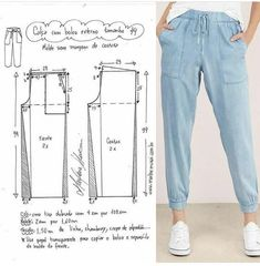 1 – – Sport – Home crafts Dress Sewing Patterns, Sewing Patterns Free, Clothing Patterns, Shirt Patterns, Coat Patterns, Sewing Pants, Sewing Clothes, Barbie Clothes, Barbie Barbie
