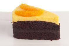 Bizcocho de Chocolate con Naranja