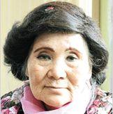 위안부 피해 배춘희 할머니의 추모분향소입니다.