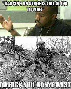Stfu Kanye