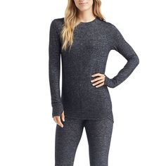 b4d3ab726df6 Cuddl Duds Softknit Thermal Shirt Thermal Shirt, Washing Machine,  Underwear, Washer, Lingerie