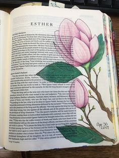 Esther 1:1-9. The feasts of King Ahasuerus and Queen Vashti, in the garden of the king's palace. Sherrie Bronniman: Art Journaling - In My Bible