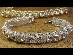 tom+alice Beaded Bracelets for Women Stackable Handcut Natural Stones 5 pcs Ermish Stretch Set Bangle – Fine Jewelry & Collectibles Diy Schmuck, Schmuck Design, Diy Jewelry Unique, Handmade Jewelry, Bead Jewellery, Jewelery, Bracelet Strass, Beaded Jewelry Patterns, Bracelet Tutorial
