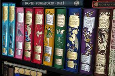 Andrew Lang's Rainbow Fairy Books, published by Folio Society