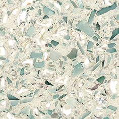 Get that relaxed beach house look with Emerald Coast. Be inspired. Best countertops material. Recycled glass inspiration Classic and Designer Collection.