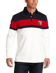 64e6349ef Amazon.com: Nautica Men's Big-Tall Striped Polo Shirt, Sail White, 3X:  Clothing