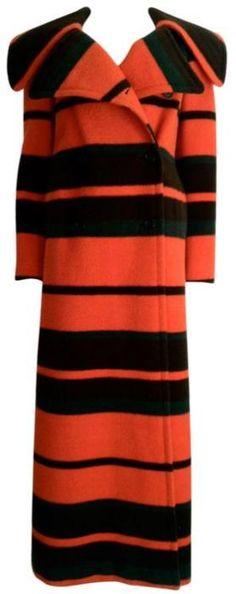 Coat  Lanvin, 1970s  1stdibs.com
