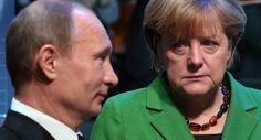 Τι θα συζητήσουν Πούτιν - Μέρκελ στο Σότσι: Σημαντικά διεθνή θέματα, όπως η τρομοκρατία, η κατάσταση στη Συρία, η κρίση στην Ουκρανία και…