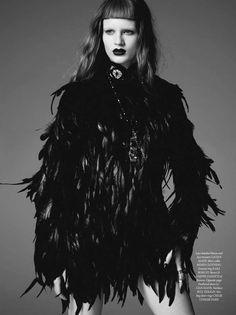 Regal Gothic Fashion : Dress to Kill 'Black Celebration'