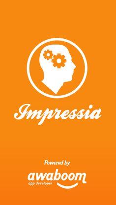 Impressia app for iOS (App Store)