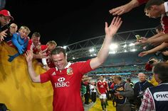Injury scuppered the majority of his tour but he came back for the decider and produced a magnificent try-scoring display of power - British Lions: The stats that tell the story of the 2013 Lions tour of Australia #BritishandIrishLions #rugby