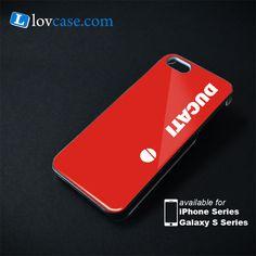 Ducati Logo Red Phone Case | Apple iPhone 4/4s 5/5s 5c 6/6s 6/6s Plus 7 7 Plus Samsung Galaxy S4 S5 S6 S6 EDGE S7 S7 EDGE Hard Case #AppleiPhoneCase #SamsungGalaxyCase #Lovcasecom