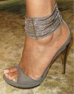 These probably aren't too comfortable....but they are definitely hot!