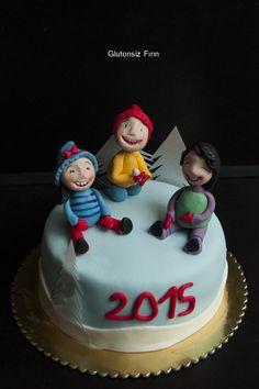 Glutenfree Winter/New Year Cake