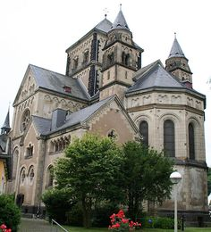 Sts. Peter and Paul Catholic Church, Remagen, Germany