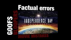 Movie mistakes: Independence Day: Resurgence (2016)