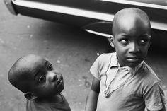 ©F.D. Philadelphie 1965 vue par F.D. jeune photographe Français...