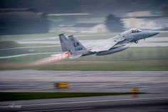 """This Photo Tour Of The USAF's """"Grim Reapers"""" F-15 Squadron Will Give You Shivers"""