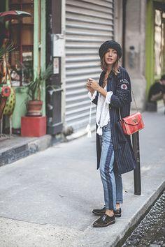 Tendance Mode · Blogueuse Mode, Mode Parisienne, Garde Robe, Fringues, Mode  Femme, Mode Printemps 050c6bfdbd1e