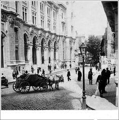 istanbul__ Eminönü - Büyük Postane - 1900