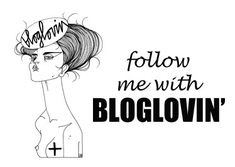 dolce vita: Follow me on bloglovin' ♚