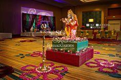 Garba Decor, Florida Indian Wedding Decorators, Garba, Hilton Orlando, Suhaag Garden