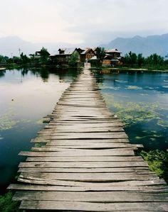 Want to go- Kashmir