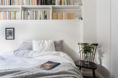 Bedroom Interior design Scandinavian Heleneborgsgatan 5 c | Fantastic Frank