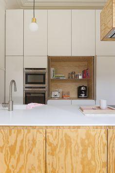 Fotograferen van een gerenoveerd art déco appartement in Brussel voor Feeling Wonen. © foto's Liesbet Goetschalckx