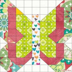 Quilt Square Patterns, Barn Quilt Patterns, Pattern Blocks, Square Quilt, Colchas Quilting, Quilting Projects, Barn Quilt Designs, Quilting Designs, Patch Quilt