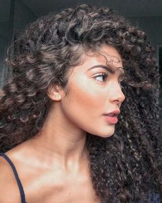 Lace Frontal Wigs Hairstyles For Mixed Toddlers With Curly Hair Mens Curly Undercut Best Women Curly Wigs Curly Hair Pigtails Natural Curls, Natural Hair Styles, Long Hair Styles, Curled Hairstyles, Trendy Hairstyles, Curly Wigs, Grunge Hair, Hair Type, Hair Inspiration