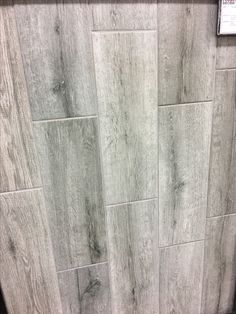 Uptown Antracite Porcelain Tile 12in X 24in 912400367 Floor And Decor Tiles Pinterest Clean Design